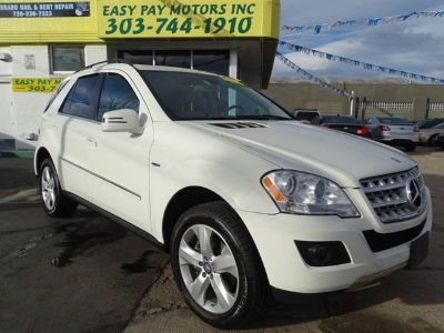 2011 Mercedes-Benz M-Class ML 350 BlueTEC AWD 4MATIC 4dr SUV