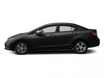 2015 Honda CIVIC SEDAN SE (Crystal Black Pearl)