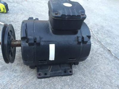 3 Phase Motor for an air compressor