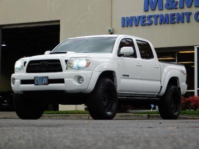 2008 Toyota Tacoma PreRunner V6 (Super White)