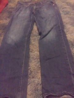 American Eagle Slim Straight Jeans crossposted