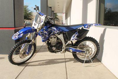 2008 Honda YZ450FXL Motocross Motorcycles Allen, TX