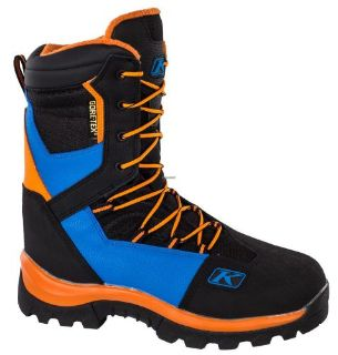 Buy Klim Adrenaline GTX Boot - Orange motorcycle in Sauk Centre, Minnesota, United States, for US $203.99