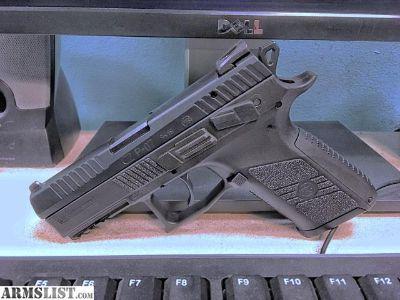 For Sale: CZ P-07 9mm