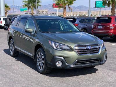 2019 Subaru Outback (Green Metallic)