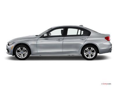 2018 BMW 3-Series 330XI (Glacier Silver Metallic)