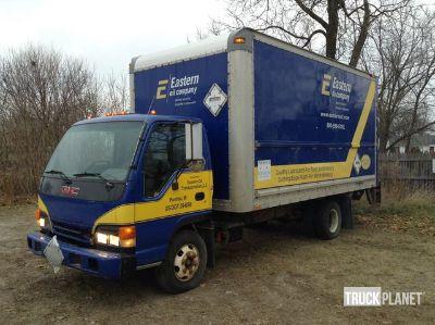 2004 GMC W4500 Cargo Truck