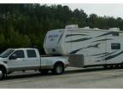 2010 Jayco Recon Toy Hauler in Murphy, TX
