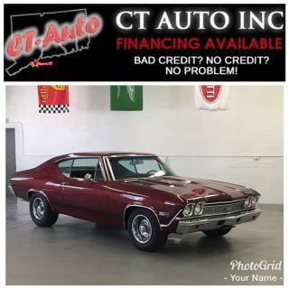 Used 1968 Chevrolet chevelle SS TRIBUTE LT1, 1,000 miles