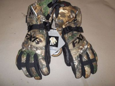 Find FXR Racing Women's Fusion Glove Realtree XS Snowmobile Gloves 15614.33304 motorcycle in North Adams, Massachusetts, United States, for US $71.99