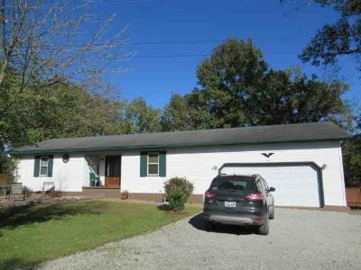 96 Cedar Ridge Willisburg Three BR, Modern ranch style home on 75
