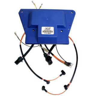 Find Johnson Evinrude Power Pack 1988 2001 4 cyl 583489 584040 584041 113-4041 (C117) motorcycle in Burnsville, Minnesota, United States, for US $149.95