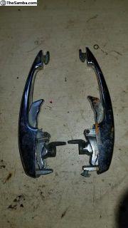 68 - 79 Bug type 1 beetle door handle handles pair