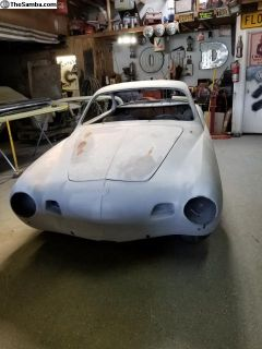 1959 Karmann Ghia Lowlight Project