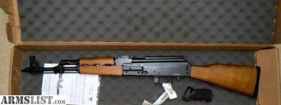 For Sale: WTS: Yugo PAP M70, Wood Stock AK-47