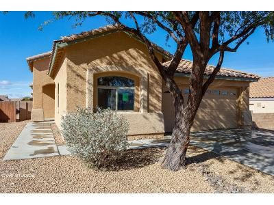 3 Bed 2 Bath Foreclosure Property in Vail, AZ 85641 - S Stone Bench Rd