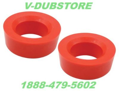 Purchase EMPI 16-5133 URETHANE SPRING PLATE SMOOTH BUSHINGS 1-3/4 VW BUGGY BUG GHIA SPLIT motorcycle in Saint Johns, Pennsylvania, United States, for US $19.95