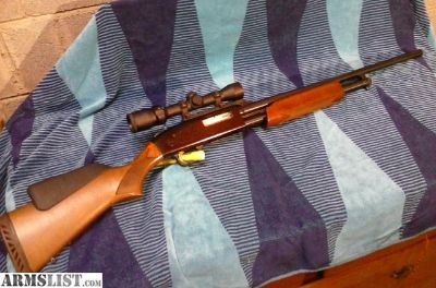 For Sale: Mossberg 500 Slugster 20 Gauge Deer Gun