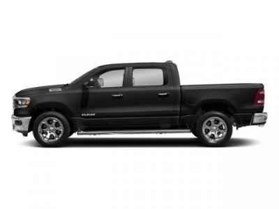 "2019 RAM 1500 Laramie 4x4 Crew Cab 5'7"" Box (Diamond Black Crystal Pearlcoat)"