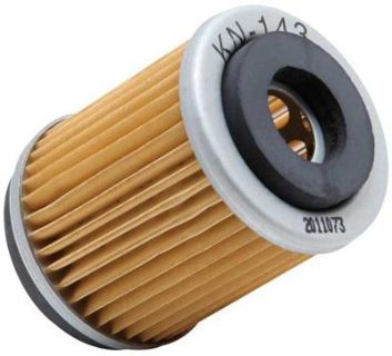Buy K & N Oil Filter KN-143 Yamaha YFB250 Timberwolf motorcycle in Elkhart, Indiana, US, for US $9.89