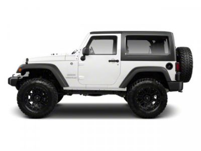 2011 Jeep Wrangler Sport (Bright White Clear Coat)