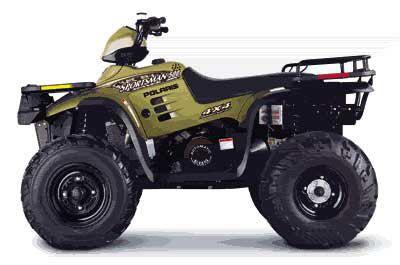 2000 Polaris Sportsman 500 Utility ATVs Elkhorn, WI