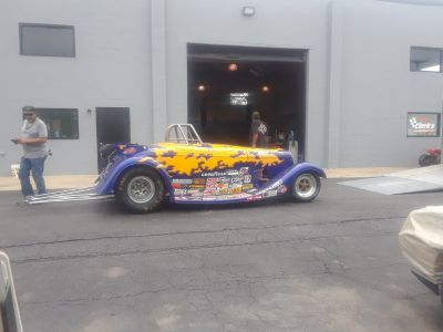 33 Jerry Haas Ford Street Roadster