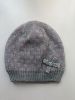 Winter hat for girls (6-8 y/o)