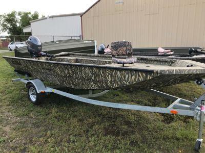 2018 Alumacraft MV 1756 AW Tiller Fishing Boats Newberry, SC