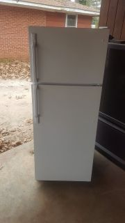 Ge small fridge good for man cave or garage