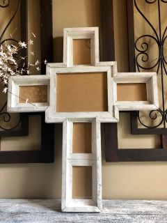 Gorgeous Rustic Wood/Frames! 32 X 27 Nice Size! X Posted! Germantown PPU/Meet