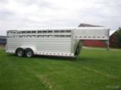 Elite stock all aluminum trailer with spare.