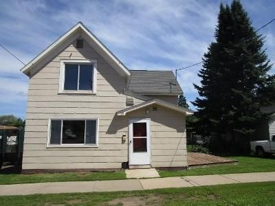 4 Bed 2 Bath Foreclosure Property in Hurley, WI 54534 - 1st Ave N
