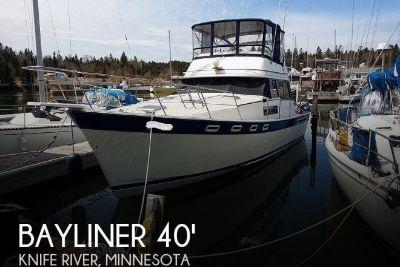 1984 Bayliner 3870 Explorer