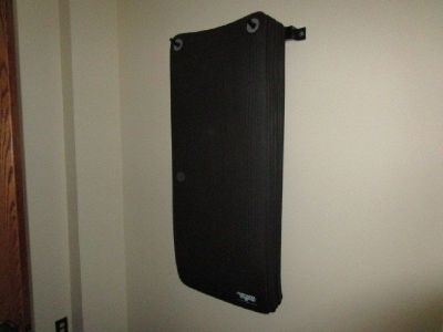 (10) First Place Hanging Club Mats w/ (1) Rack RTR#8063294-10,23-25