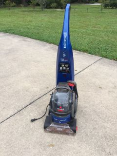 Free Bissell carpet cleaner