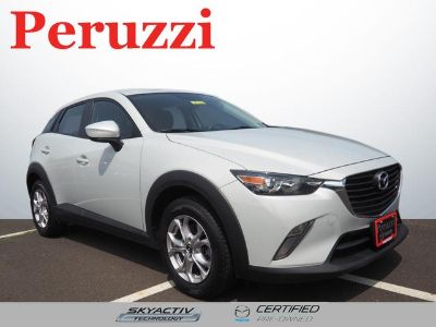 2016 Mazda CX-3 (Ceramic Silver Metallic)