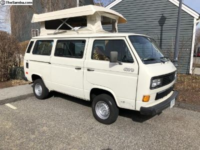1990 VW Syncro Camper 57,000 Actual Miles