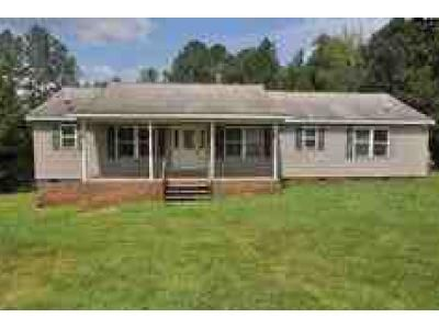 3 Bed 3 Bath Foreclosure Property in Whitmire, SC 29178 - Lee Cemetery Rd