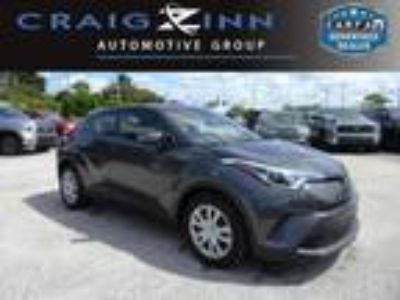 used 2019 Toyota C-HR for sale.