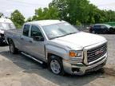 Salvage 2016 GMC SIERRA for Sale