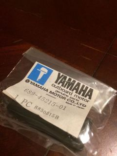 Sell Yamaha Water Inlet Cover 689-45215-01 motorcycle in McHenry, Illinois, United States, for US $10.00
