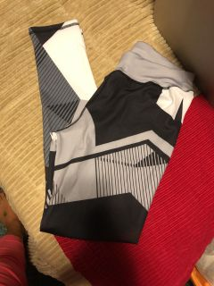 Work out pants size L