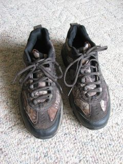 Men's Sketchers Sport Camoflage Shoes 9.5M