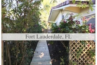 4 bedrooms House - Beautiful Bal waterfront with wide Middle River views. Washer/Dryer Hookups!