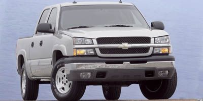 2005 Chevrolet Silverado 1500 LS (Dark Blue Metallic)