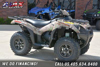 2019 Kawasaki Brute Force 750 4x4i EPS Camo Sport-Utility ATVs Oklahoma City, OK