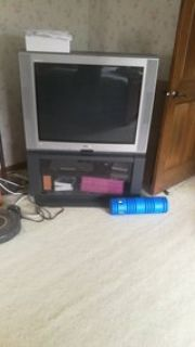TV with stand
