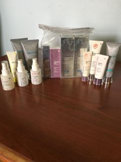 Serious skin care products