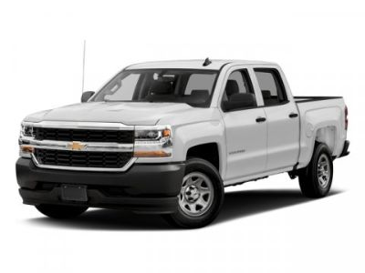2016 Chevrolet Silverado 1500 Work Truck (Summit White)